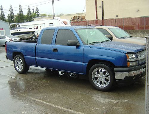 2004 Chevy Truck