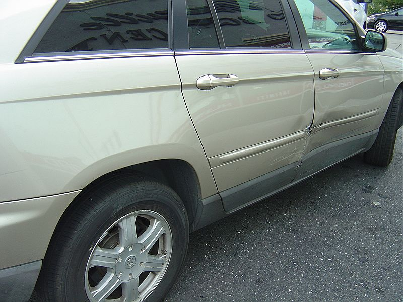 2005 Chrylser Pacifica repair